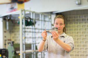 Ausbildung zum Rollladen- und Sonnenschutzmechatronikerin