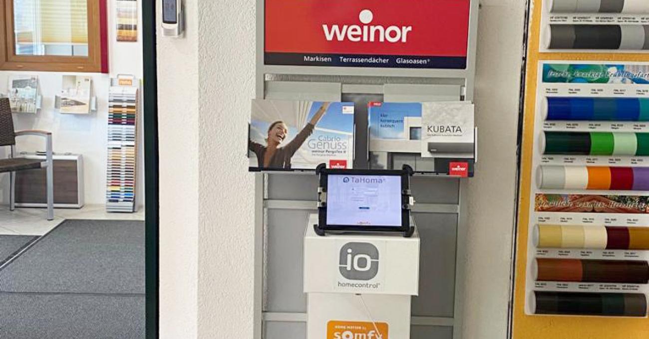 WSA Wetter- und Sonnenschutzanlagen smart Home GmbH (Filiale München)